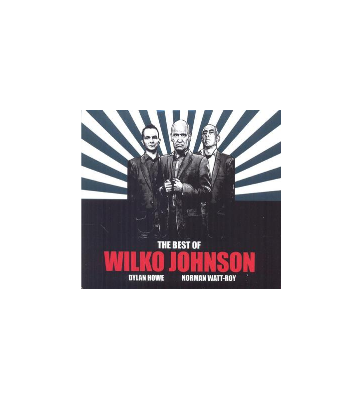 WILKO JOHNSON - the best of - vol 1 & 2 mesvinyles.fr