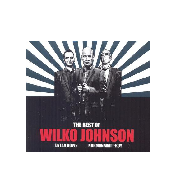 WILKO JOHNSON - the best of - vol 1 & 2