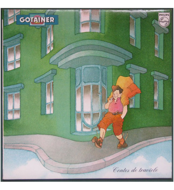 Richard Gotainer - Contes De Traviole