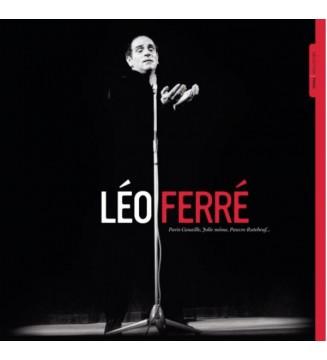 Léo Ferré - Paris Canaille, Jolie Môme, Pauvre Ruteboeuf... (LP, Comp, RM) mesvinyles.fr