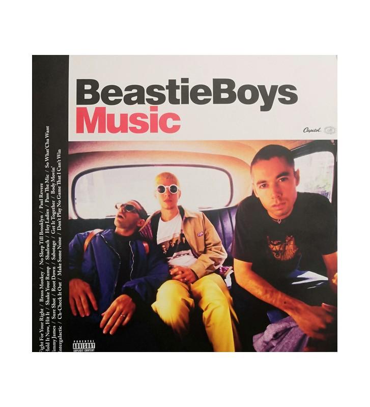Beastie Boys - Music (2xLP, Comp) mesvinyles.fr
