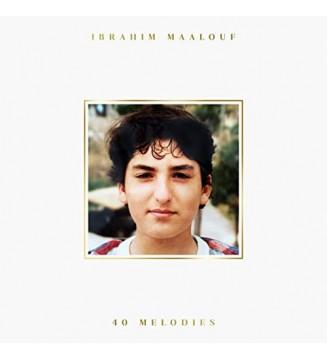 Ibrahim Maalouf - 40 melodies (LP, Album) mesvinyles.fr