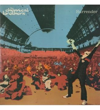 The Chemical Brothers - Surrender (2xLP, Album, RE, 180) mesvinyles.fr
