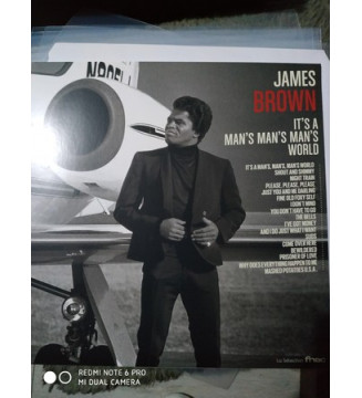 James Brown - It's A Man's Man's Man's World  Sélection Fnac (LP, Comp) mesvinyles.fr