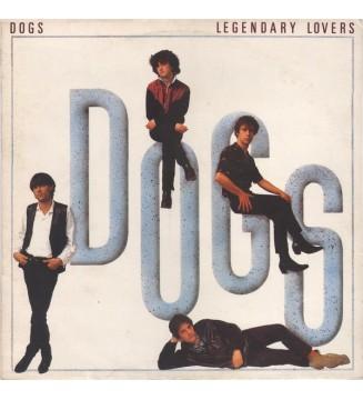 Dogs - Legendary Lovers (LP, Album) mesvinyles.fr