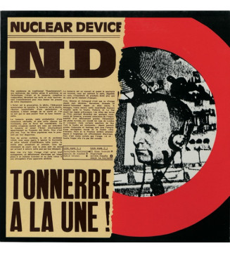 Nuclear Device (2) - Tonnerre A La Une! (LP, Album) mesvinyles.fr
