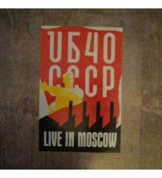 UB40 - CCCP - Live In Moscow (LP, Album) mesvinyles.fr