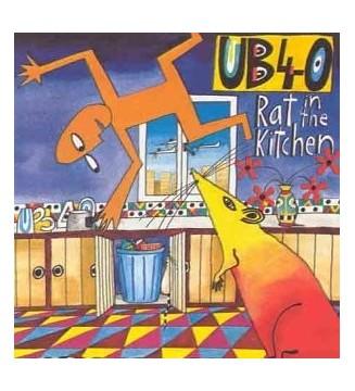 UB40 - Rat In The Kitchen (LP, Album) mesvinyles.fr