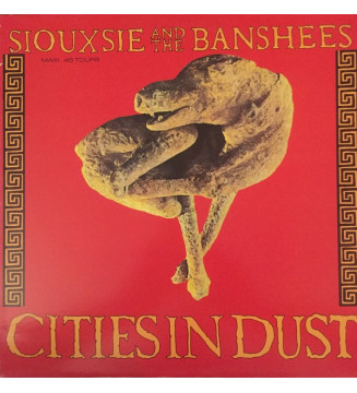 """Siouxsie And The Banshees* - Cities In Dust (12"""", Maxi) mesvinyles.fr"""