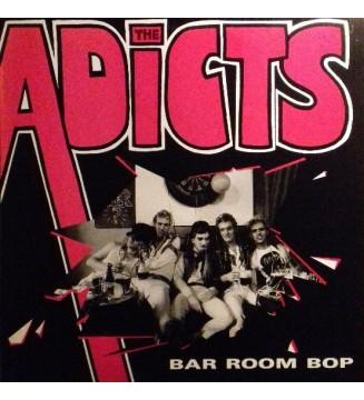 "The Adicts - Bar Room Bop (12"", EP) mesvinyles.fr"