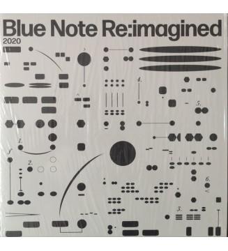 Various - Blue Note Re:imagined 2020 (2xLP, Comp) new mesvinyles.fr