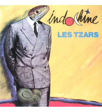 "Indochine - Les Tzars (7"", Single) mesvinyles.fr"