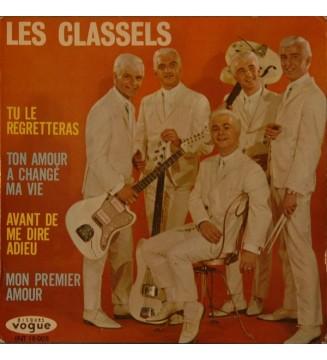 """Les Classels - Les Classels (7"""", EP, Mono) mesvinyles.fr"""