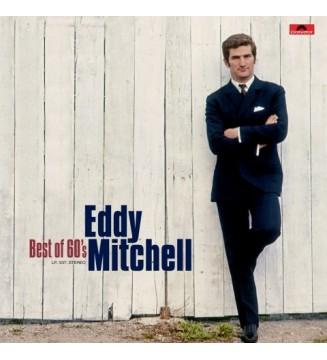 Eddy Mitchell - Best Of 60's (LP, Comp) mesvinyles.fr