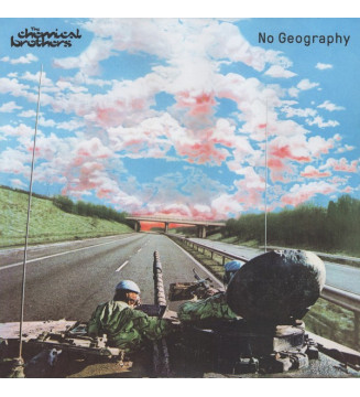 The Chemical Brothers - No Geography (2xLP, Album, 180) mesvinyles.fr
