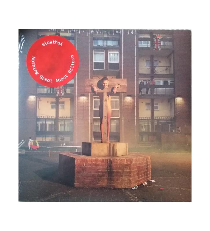 slowthai - Nothing Great About Britain (LP, Album) mesvinyles.fr