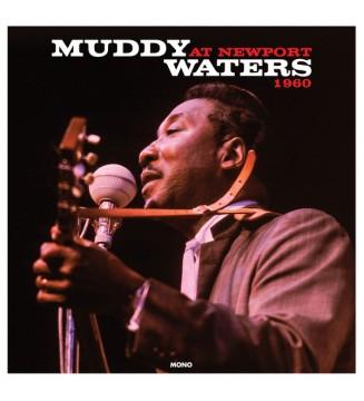 Muddy Waters - Muddy Waters At Newport 1960 (LP, Album, Mono, RE, 180) mesvinyles.fr