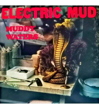 Muddy Waters - Electric Mud (LP, RE, 180) mesvinyles.fr