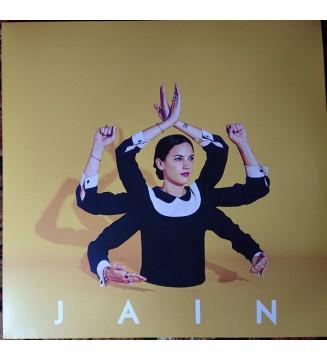"Jain (3) - Zanaka (2x12"", Album, Ltd, Whi) mesvinyles.fr"