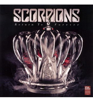 Scorpions - Return To Forever (2xLP, Album) mesvinyles.fr