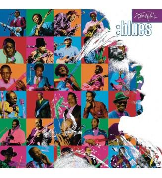 Jimi Hendrix - Blues (2xLP, Comp, RE, 180) mesvinyles.fr