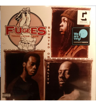 Fugees Tranzlator Crew* - Blunted On Reality (LP, Album, RE) mesvinyles.fr
