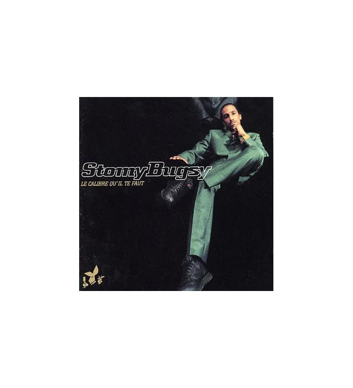 Stomy Bugsy - Le Calibre Qu'il Te Faut (2xLP, Album, RP, Gre) mesvinyles.fr