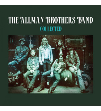 The Allman Brothers Band - Collected (2xLP, Comp, RP) mesvinyles.fr