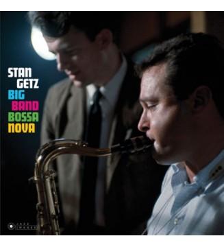 Stan Getz - Big Band Bossa Nova (LP, Album, Ltd, RM, 180) mesvinyles.fr