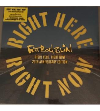 "Fatboy Slim - Right Here Right Now (12"", Ltd, RE, Yel) mesvinyles.fr"