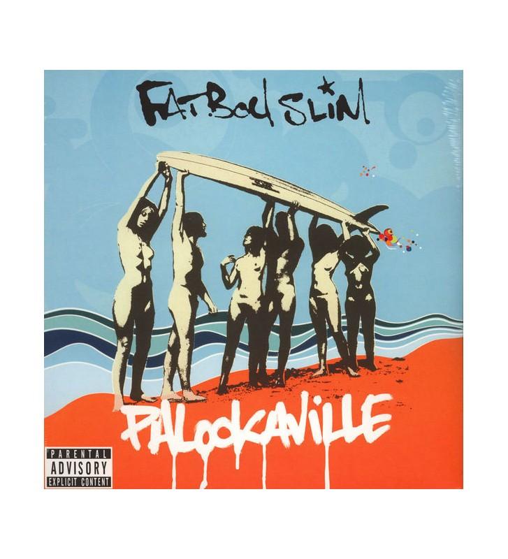 Fatboy Slim - Palookaville (2xLP, RE) mesvinyles.fr