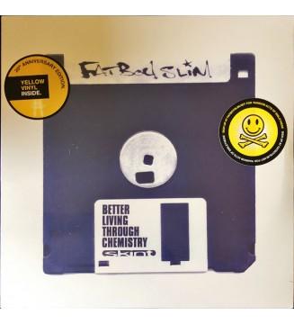 Fatboy Slim - Better Living Through Chemistry (20th Anniversary Edition)  (2xLP, Album, Yel) mesvinyles.fr