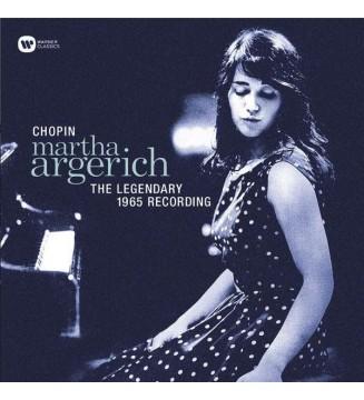 Chopin* - Martha Argerich - The Legendary 1965 Recording (LP, RE, RM, Gat) mesvinyles.fr