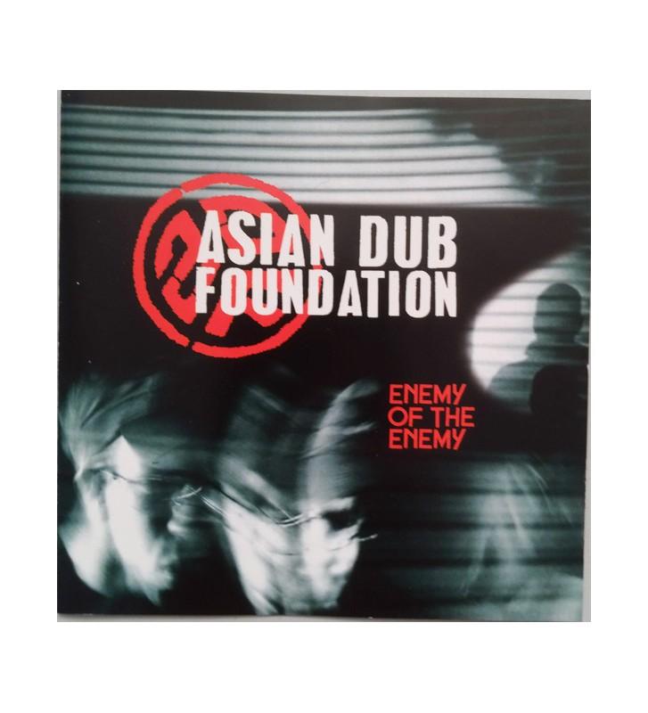 Asian Dub Foundation - Enemy Of The Enemy (CD, Album, Copy Prot.) mesvinyles.fr