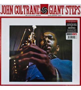 John Coltrane - Giant Steps (LP, Album, Mono, RE, 180) mesvinyles.fr