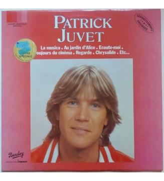 Patrick Juvet - Patrick Juvet (LP, Comp) mesvinyles.fr
