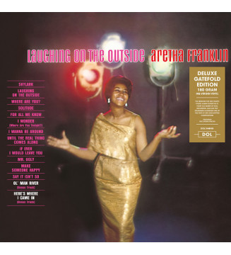 Aretha Franklin ‎– Laughing...