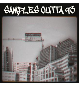 Various - Samples Outta 93 (LP, Comp) mesvinyles.fr
