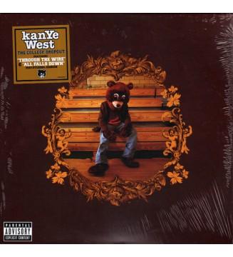 Kanye West - The College Dropout (2xLP, Album, RE) mesvinyles.fr