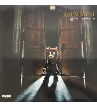 Kanye West - Late Registration (2xLP, Album) mesvinyles.fr