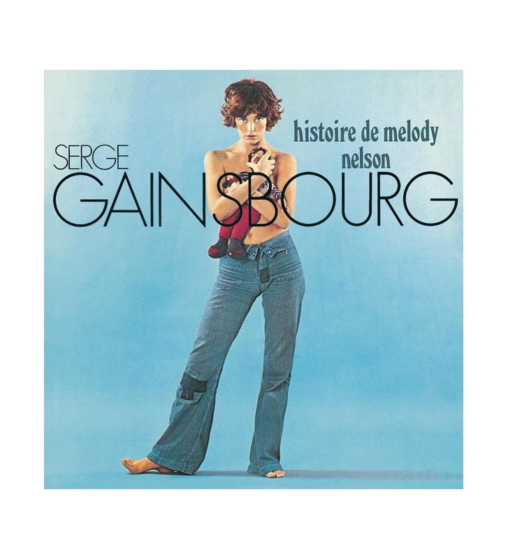 Serge Gainsbourg – Histoire De Melody Nelson mesvinyles.fr