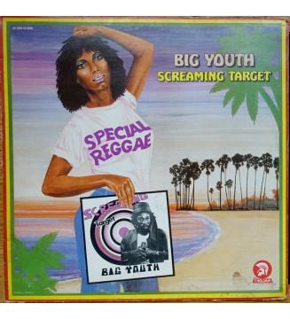Big Youth - Screaming Target (LP, Album, Mono, RE) mesvinyles.fr
