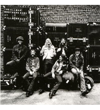 The Allman Brothers Band - The Allman Brothers Band At Fillmore East (2xLP, Album, RE) mesvinyles.fr
