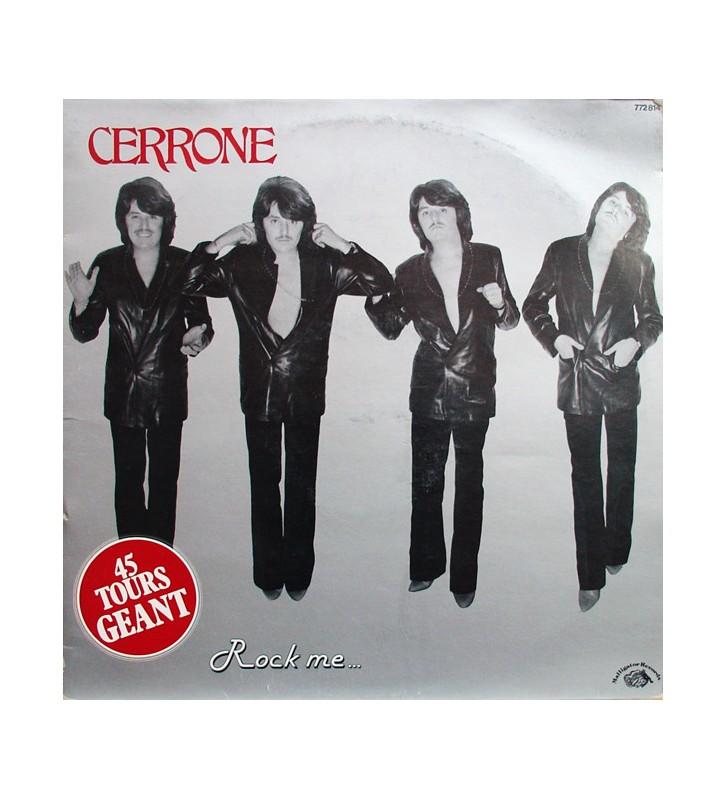 "Cerrone - Rock Me (12"", Maxi) mesvinyles.fr"