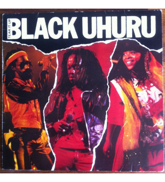 Black Uhuru - Tear It Up (LP, Album) mesvinyles.fr