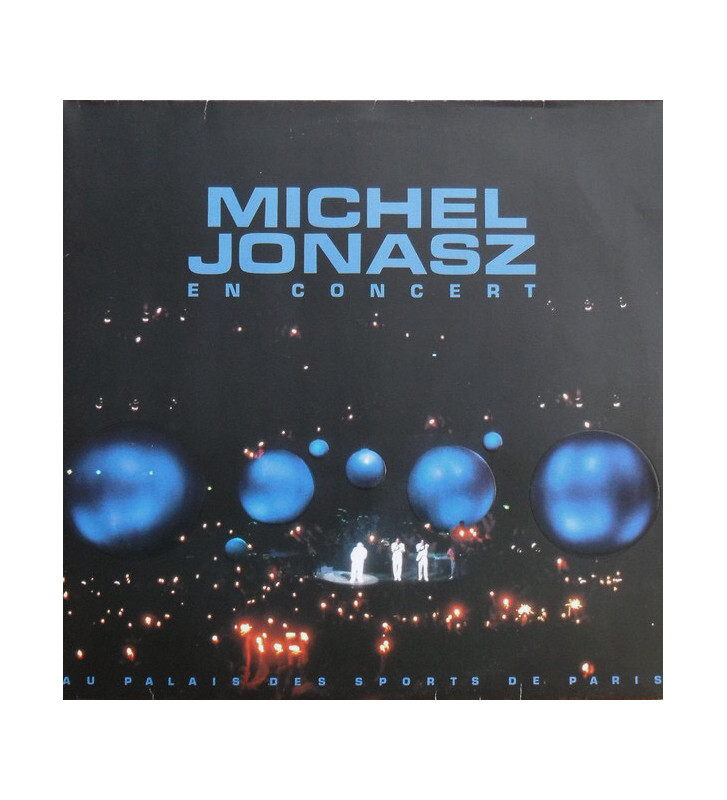 Michel Jonasz - En Concert Au Palais Des Sports De Paris (2xLP, Album, Gat) mesvinyles.fr