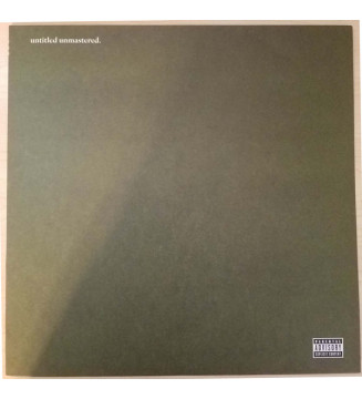 Kendrick Lamar - Untitled Unmastered. (LP, Album)