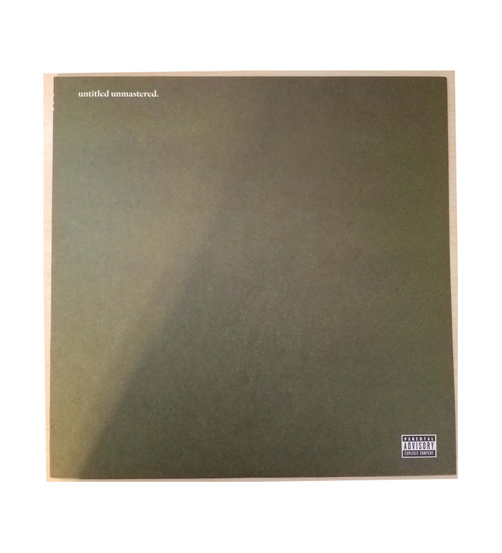Kendrick Lamar - Untitled Unmastered. (LP, Album) mesvinyles.fr