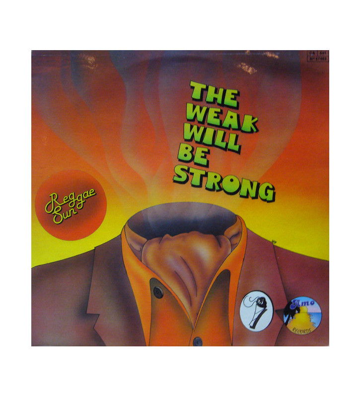 W.J.W. And Roots Trunks & Branches - The Weak Will Be Strong (LP) mesvinyles.fr