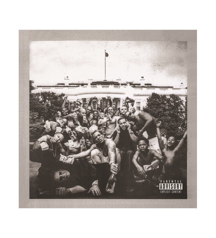 Kendrick Lamar - To Pimp A Butterfly (2xLP, Album, RP, Gat) mesvinyles.fr